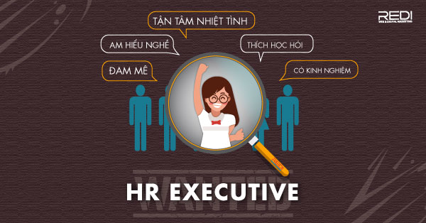 Tuyển dụng vị trí nhân viên chuyên viên nhân sự