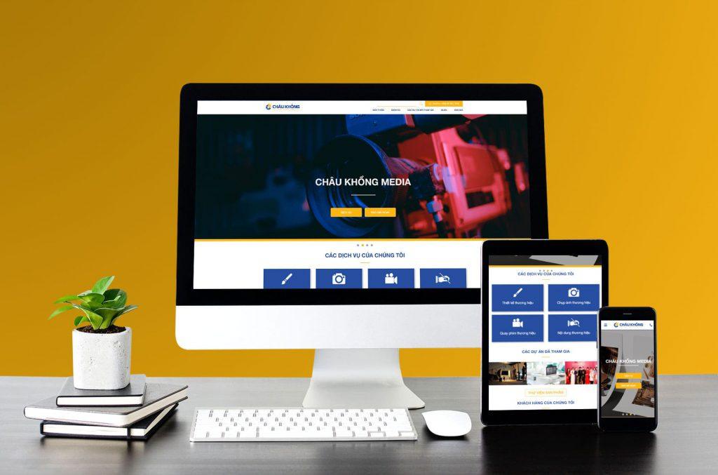 nguyên lý thiết kế website 1