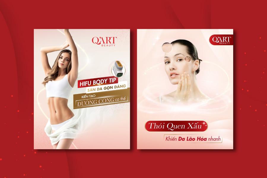 marketing tong the qart beauty hinh anh 2
