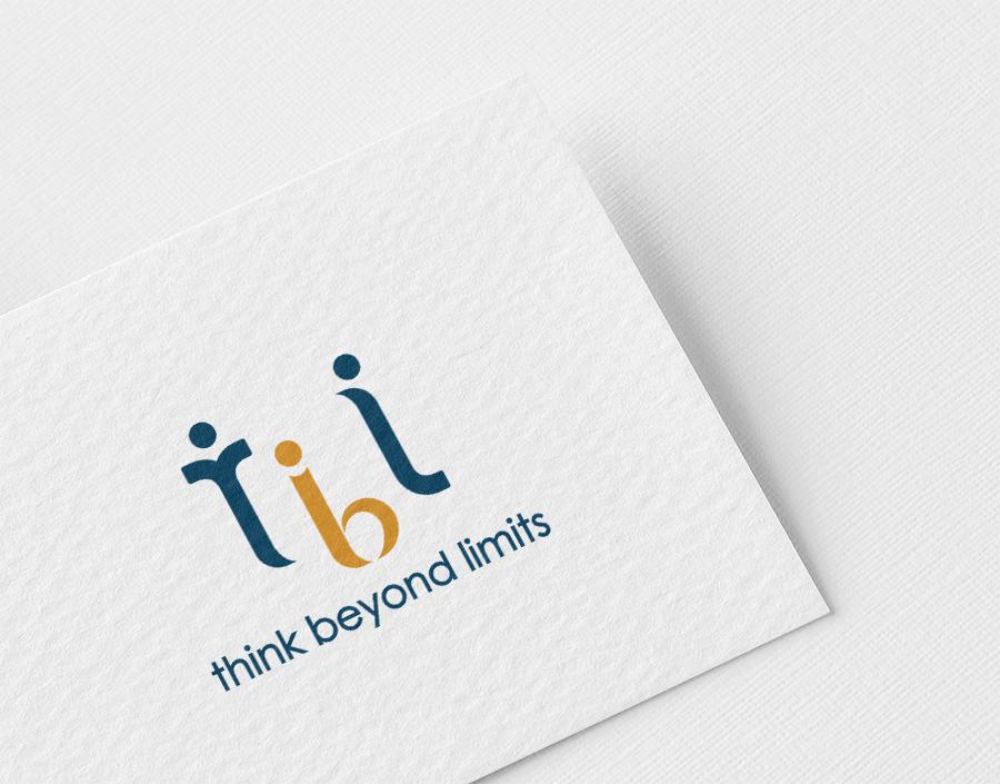 thiết kế logo tbl think beyond limits